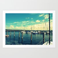 The Baltic Sea No. 13 Art Print