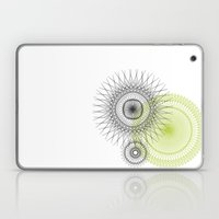 Modern Spiro Art #3 Laptop & iPad Skin