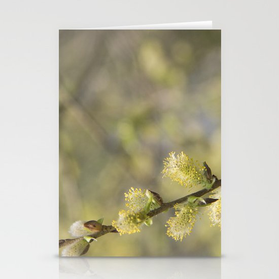 Spring Stationery Card