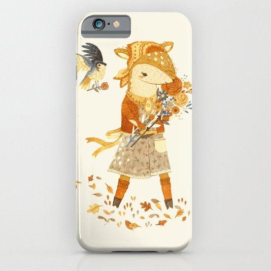 Dakota the Daisy Deer iPhone & iPod Case