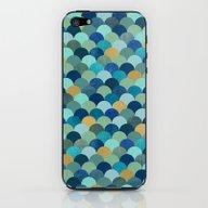 Ocean Pebbles iPhone & iPod Skin