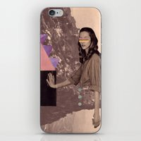 high into the sky iPhone & iPod Skin