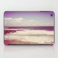 Winter Waves iPad Case
