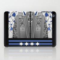 Cityscrape I iPad Case