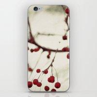 Dark Berries iPhone & iPod Skin