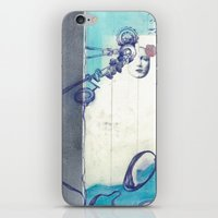 Lost & Found iPhone & iPod Skin