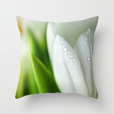 tulip flower  , tulip flower  games, tulip flower  blanket, tulip flower  duvet cover, Throw Pillow