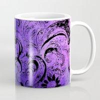 Purple Wave Mug