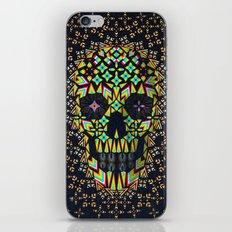 Skull 6 iPhone & iPod Skin