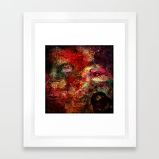 Spirits Residual (With Ganech Joe) Framed Art Print