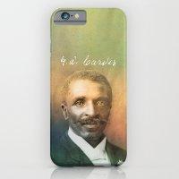Veneer. Carver. 1864-1943. iPhone 6 Slim Case