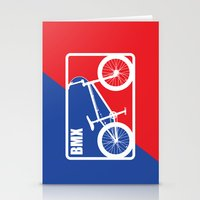 BMX Stationery Cards