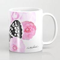 Camellia Blush Mug