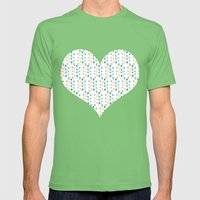 I Dropped My Ice Cream Mens Fitted Tee Grass SMALL