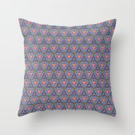 Scheherazade Throw Pillow