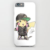 iPhone & iPod Case featuring PikaSwag! by DsgnrTyler