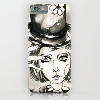iPhone & iPod Case featuring Magic hands by Anna Wand