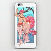 Prettiest Centaur iPhone & iPod Skin