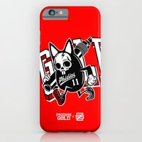 Phidias Gold X Zach Shut… iPhone 6 Slim Case