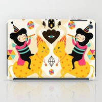 Music Is Happiness iPad Case