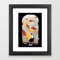 The Dyer Framed Art Print