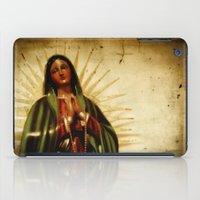 Pray For Us Sinners iPad Case