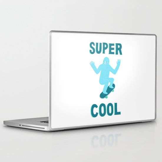Super Cool Laptop & iPad Skin