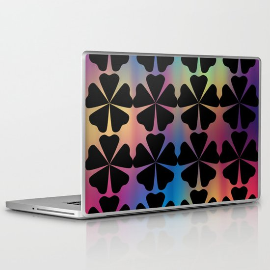 Flowers For You. Laptop & iPad Skin