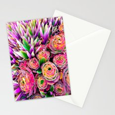 cactus pattern 2 Stationery Cards
