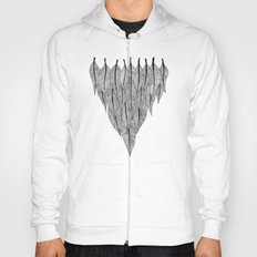 Feather Shield Hoody