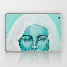 Mint Girl Laptop & iPad Skin