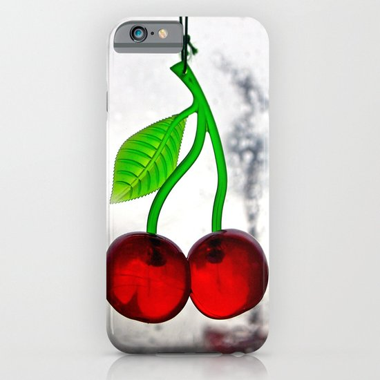 Cherry Americana iPhone & iPod Case