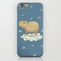 Capy in the Sky with Diamonds iPhone 6 Slim Case
