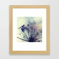 Involution Framed Art Print