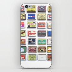 Strike iPhone & iPod Skin