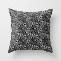 Black Holes Throw Pillow