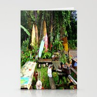 Typical Hawaii Pit Stop Stationery Cards
