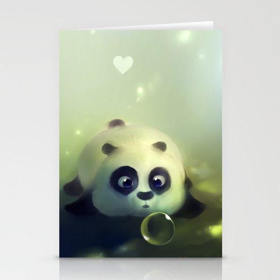 Dumpling Stationery Card