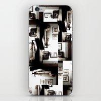 I'm Afraid To Come Back … iPhone & iPod Skin