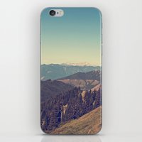 Last Days of Summer Hike iPhone & iPod Skin