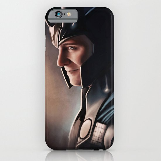 god of mischief iPhone & iPod Case