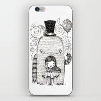 My Monster Friend iPhone & iPod Skin