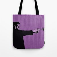 Kittappa Series - Pink Tote Bag