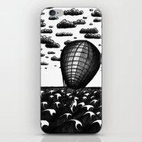 Sea Balloon iPhone & iPod Skin