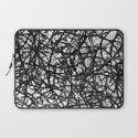 Grunge Art Abstract  G59 Laptop Sleeve