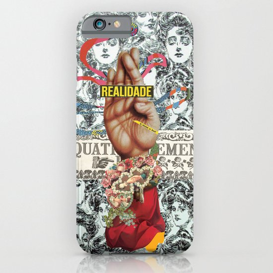 Reality iPhone & iPod Case