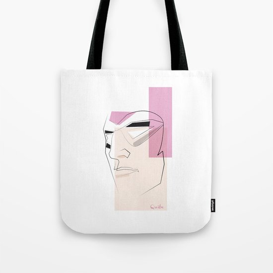 The Ghost Who Walks Tote Bag