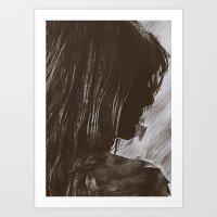 Sienna Art Print