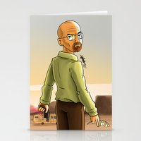 Breaking Bad: Walter's Adversaries  Stationery Cards