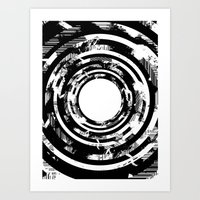 'UNTITLED #08' Art Print